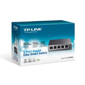 8-Portlu TP-LINK Gigabit Masaüstü Switch