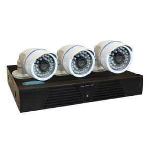 BEGAS 1130 AHD 3 Kameralı 1.0mp Paket - P157