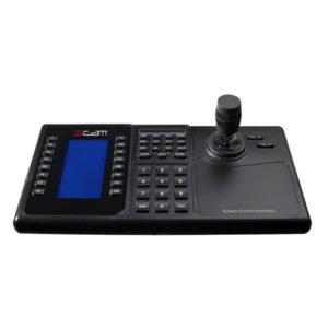 D-Cam DE-5123 Speed Dome Kontrol Klavyesi
