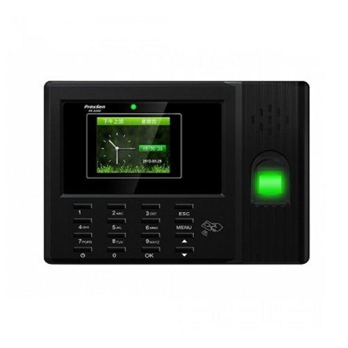 PS 3000 Parmak İzi Okuma Terminali ve Maaş hesabı Yazılımı 1