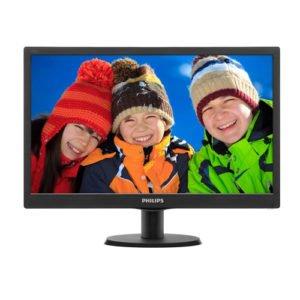 """PHILIPS V-Line 223V5 21,5"""" / 54,6 cm LCD Monitör"""