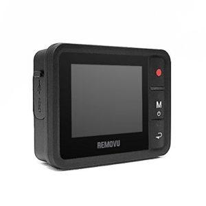 REMOVU R1+ GoPro Kameralar için Takılabilir WiFi LCD Ekran