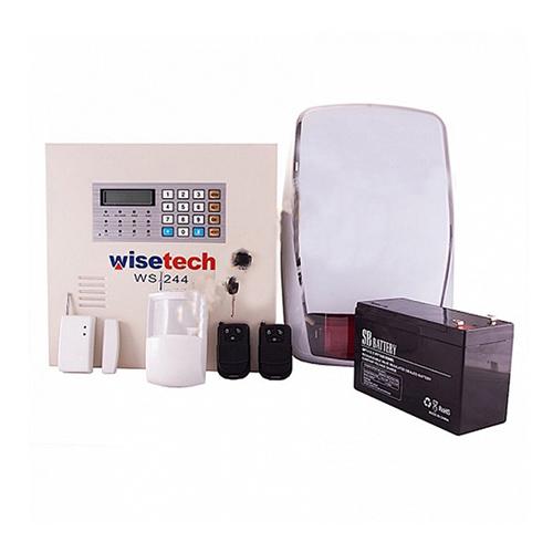 Wisetech Ekonomik Alarm Güvenlik Paketi 1